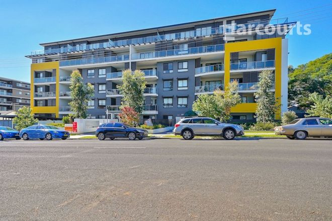 Picture of 109/38-42 Chamberlain Street, CAMPBELLTOWN NSW 2560