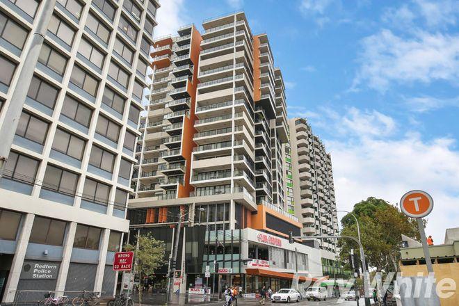 Picture of 1501/157 Redfern St, REDFERN NSW 2016