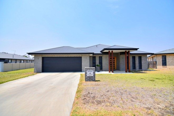 Picture of 4 Stainfield Drive, INVERELL NSW 2360