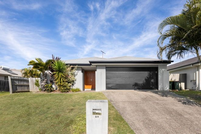 Picture of 20 Macdonald Place, CARSELDINE QLD 4034