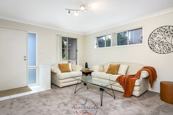 Picture of 6/3 Montel Place, ACACIA GARDENS NSW 2763
