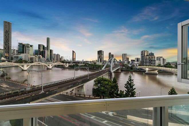 Picture of 611/6 Exford Street, BRISBANE CITY QLD 4000