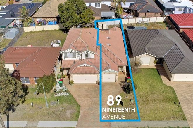 Picture of 89 Nineteenth  Avenue, HOXTON PARK NSW 2171