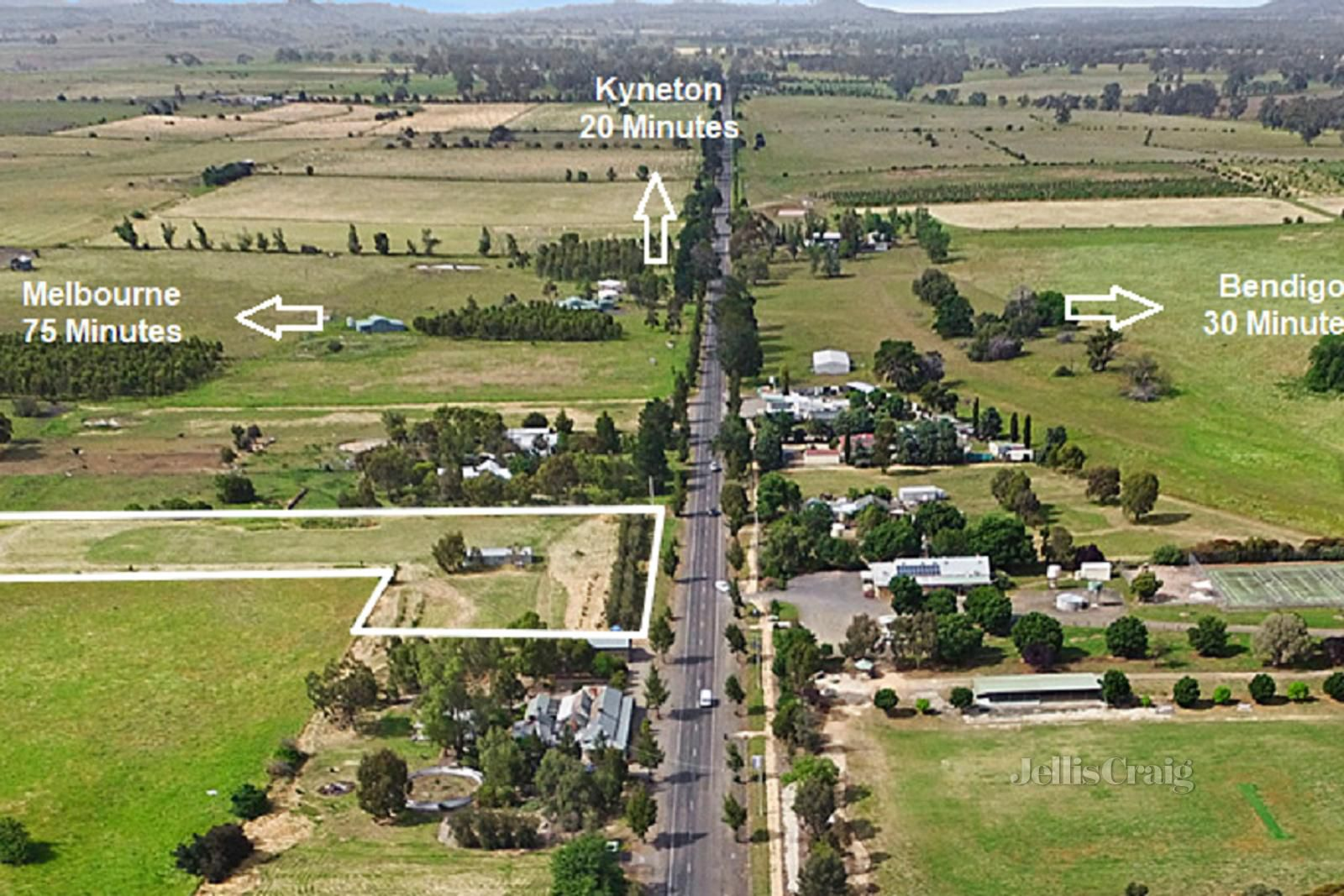 2626 Kyneton Redesdale Road, Redesdale VIC 3444, Image 0