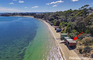 Picture of Boatsheds (Red Ochre Beach), Dodges Ferry TAS 7173