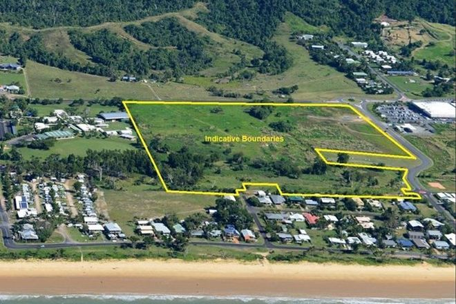 Picture of Lot 104 Tully Mission Beach Road, WONGALING BEACH QLD 4852