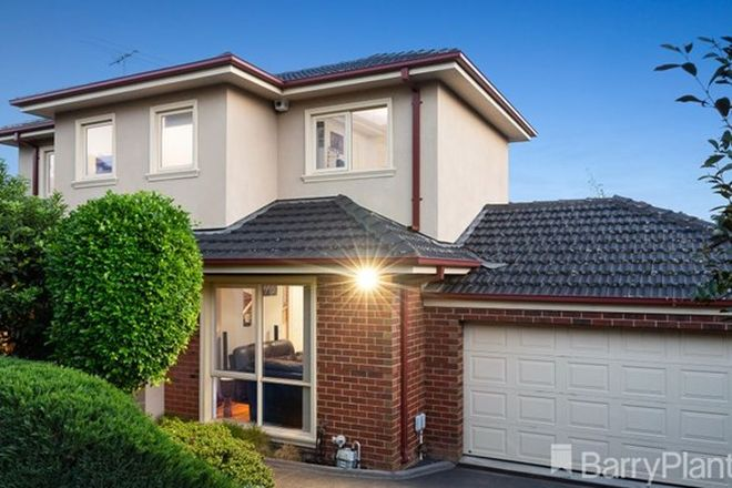 Picture of 3/102 Wood Street, TEMPLESTOWE VIC 3106