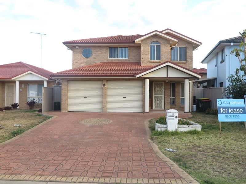 8 Althorpe Drive, Green Valley NSW 2168, Image 0
