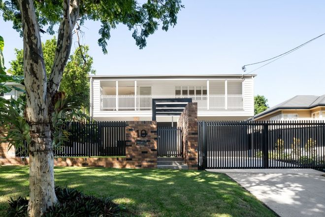 Picture of 10 Nind Street, WAVELL HEIGHTS QLD 4012