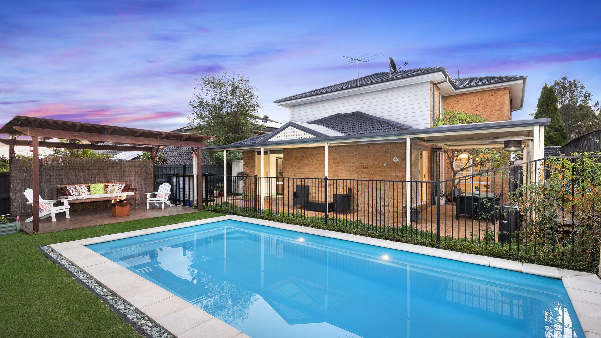 45 Ravensbourne Circuit, Dural NSW 2158, Image 2