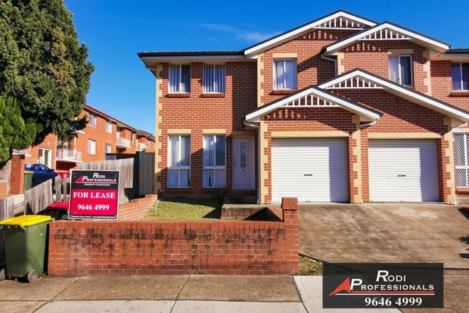 Picture of 18/9-13 Crawford St, BERALA NSW 2141