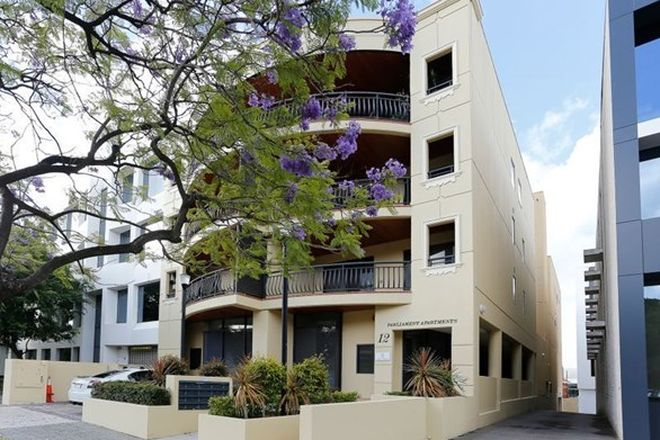 Picture of 7/12 Parliament Place, WEST PERTH WA 6005