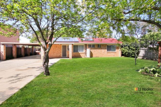 Picture of 18 Thomas Street, ST MARYS NSW 2760