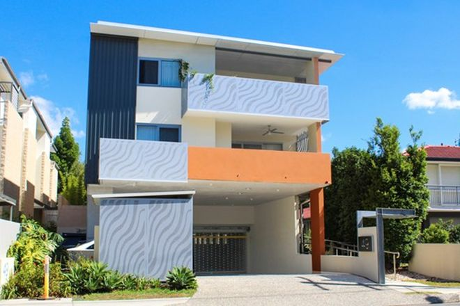 Picture of 4/49 Lambert Rd, INDOOROOPILLY QLD 4068