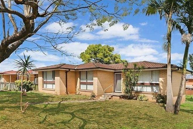 Picture of 30 Dalton Place, FAIRFIELD WEST NSW 2165