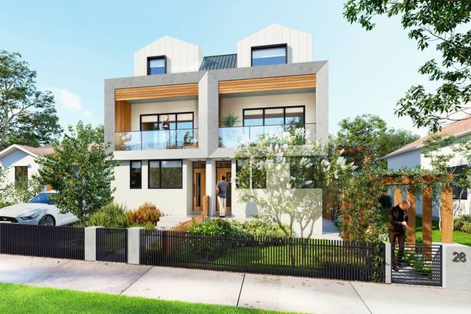 Picture of 2,3,4/28 Clingin Street, RESERVOIR VIC 3073