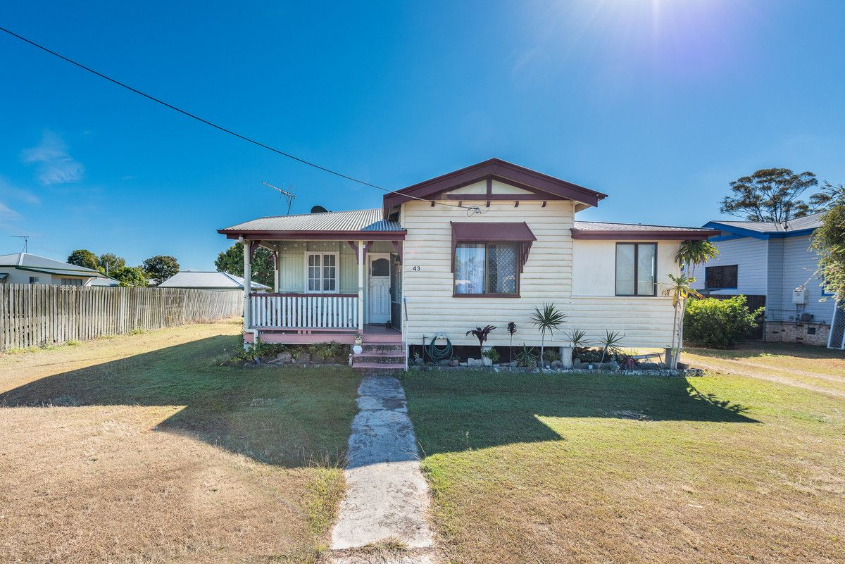 43 Beatrice Street, Walkervale QLD 4670, Image 0