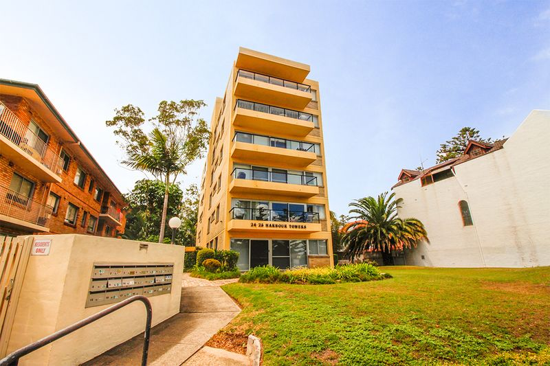 12/24 East Esplanade, Manly NSW 2095, Image 0
