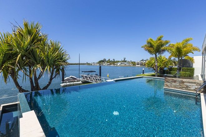 Picture of 5705 Anchorage Terrace, SANCTUARY COVE QLD 4212