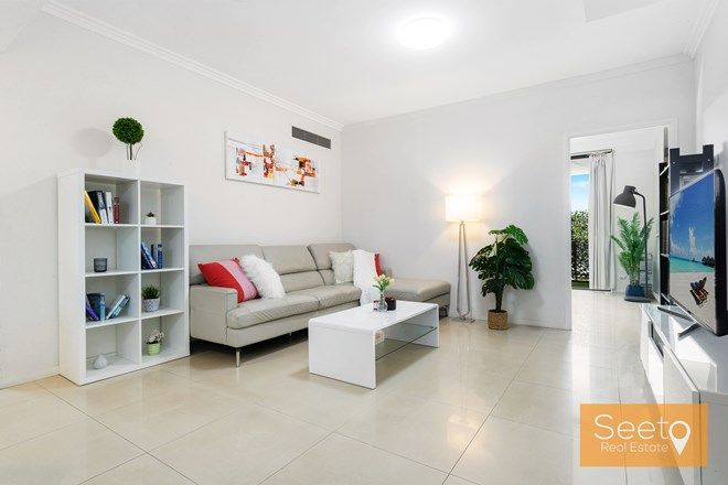 Picture of C110/27-29 George Street, NORTH STRATHFIELD NSW 2137