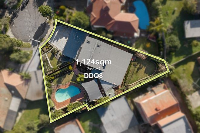Picture of 3 Idinia Court, DONCASTER VIC 3108