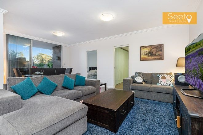 Picture of EG08/81-86 Courallie Avenue, HOMEBUSH WEST NSW 2140