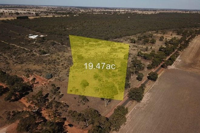 Picture of Lot 2 Mitre Road, NURCOUNG VIC 3401