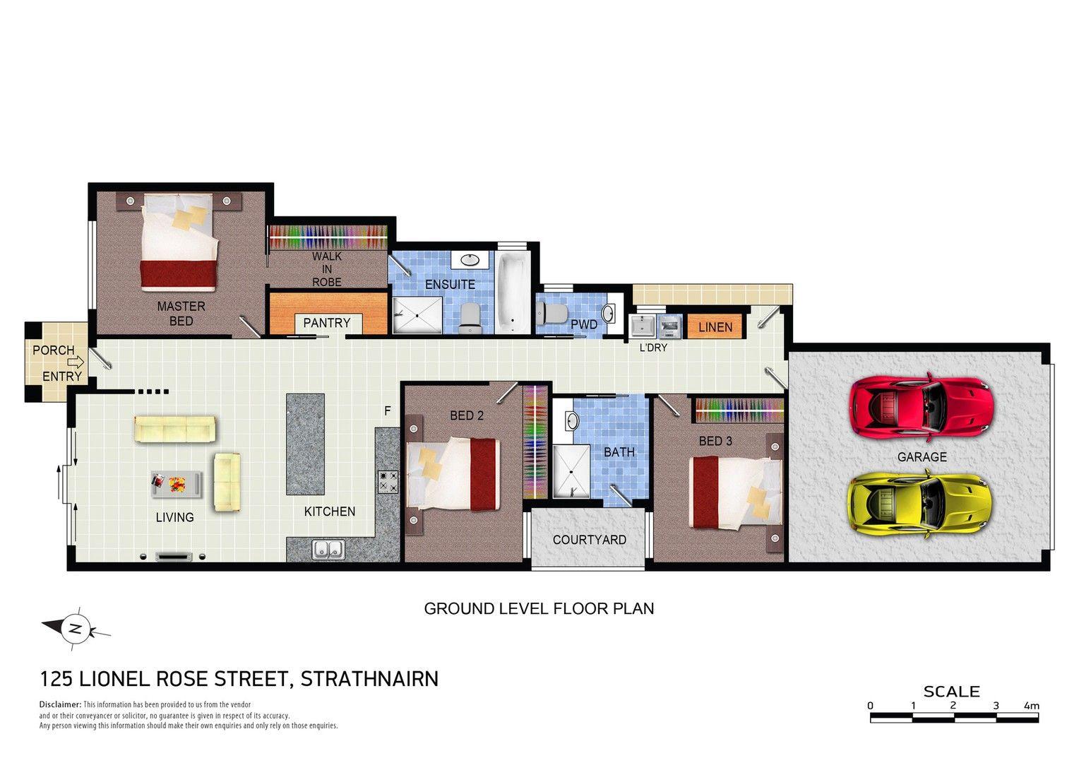 125 Lionel Rose Street, Strathnairn ACT 2615, Image 0