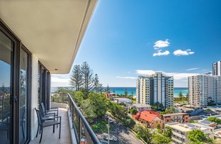 Picture of 25/23 Garrick Street, Coolangatta QLD 4225