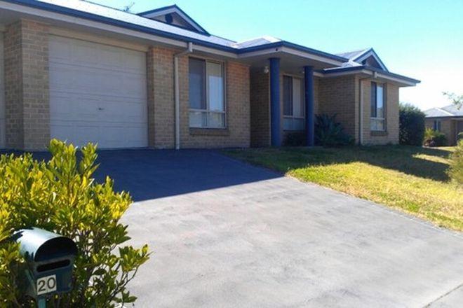 Picture of 1/20 Conder Crescent, METFORD NSW 2323