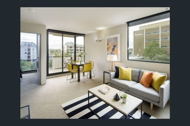 Picture of 603/377 Burwood Road, HAWTHORN VIC 3122