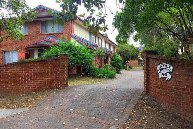 Picture of 5/84-86 CASTLEREAGH Street, PENRITH NSW 2750