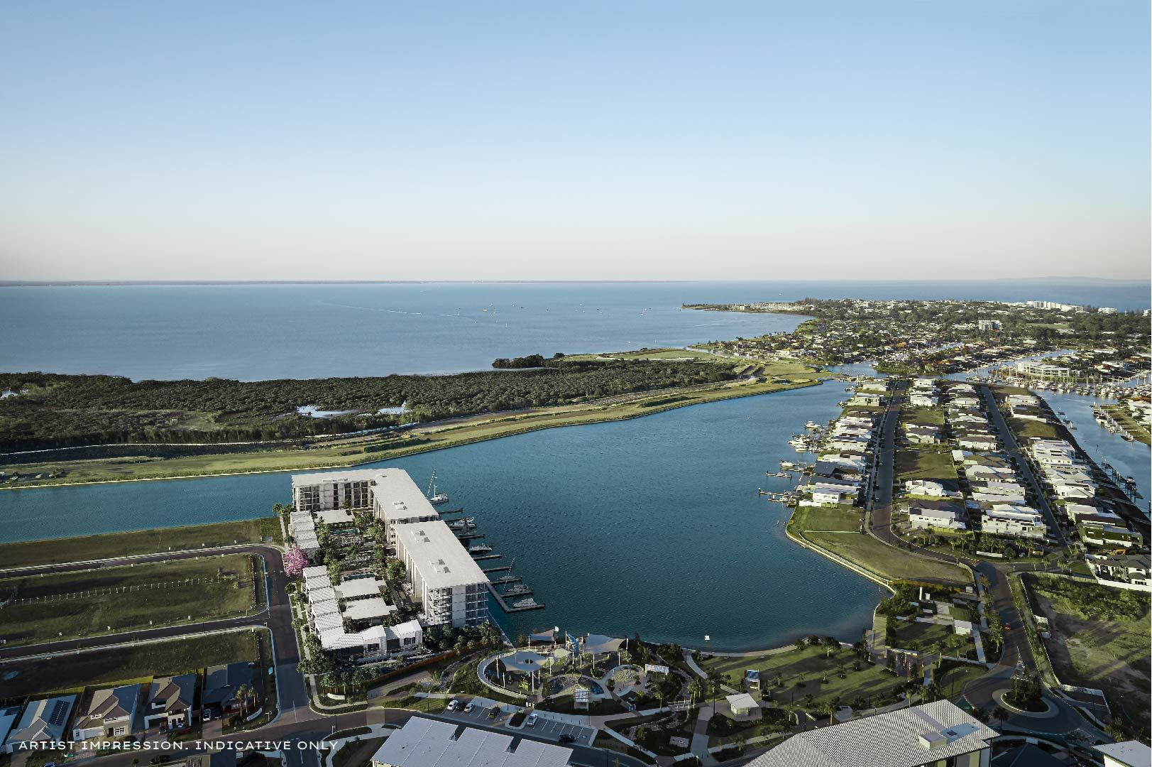 Port 315/1 Aqua Street, Newport QLD 4020, Image 2