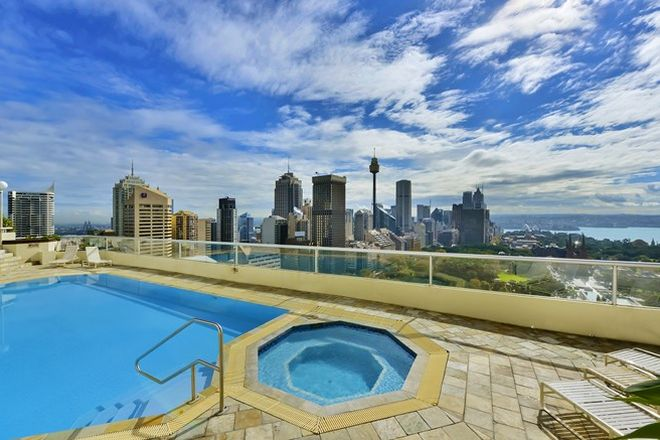 Picture of 1102/187 Liverpool Street, SYDNEY NSW 2000