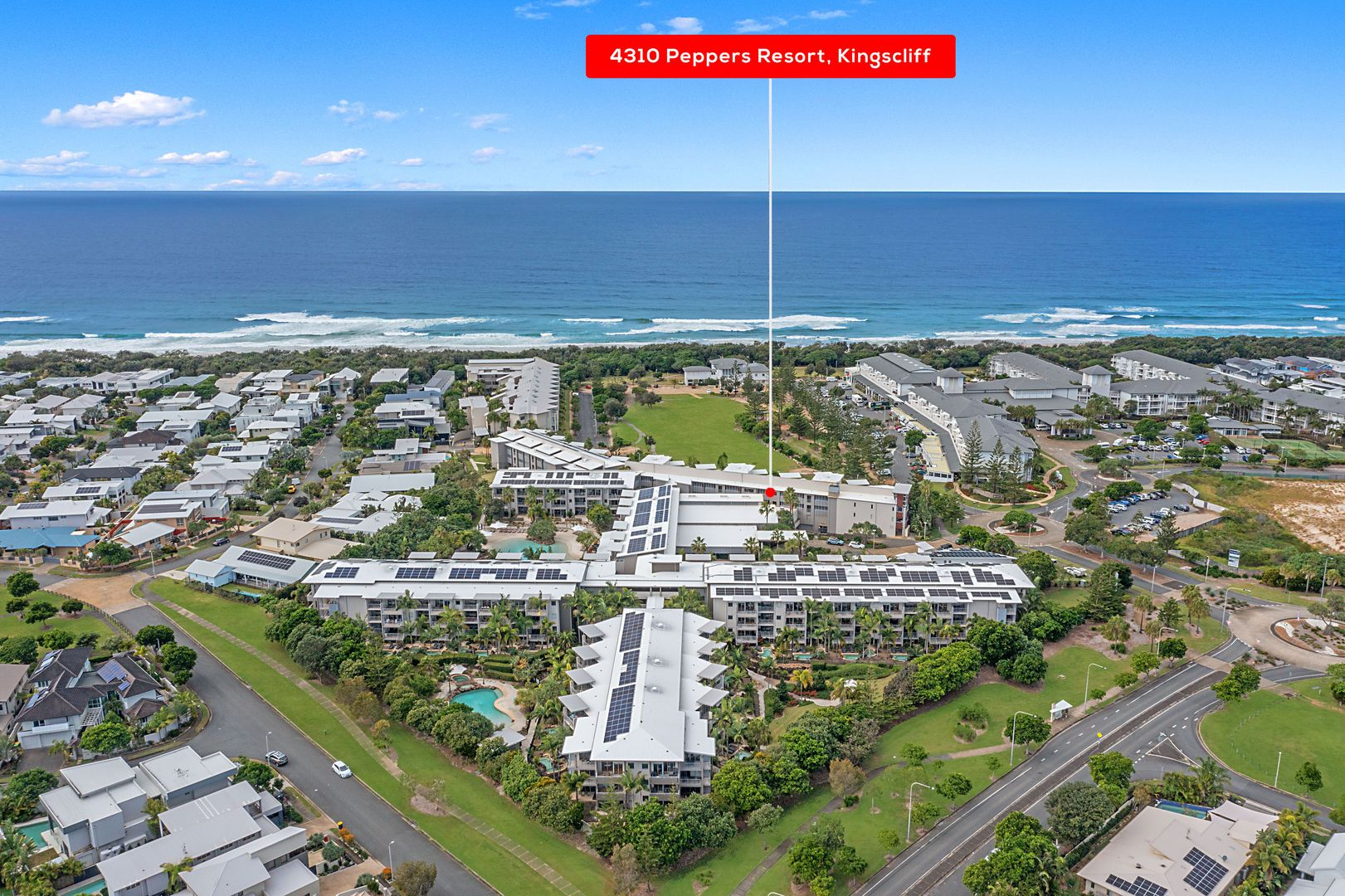 "Unit 4310 ""Peppers Resort"" 1-25 Bells Boulevard, Kingscliff NSW 2487, Image 0"