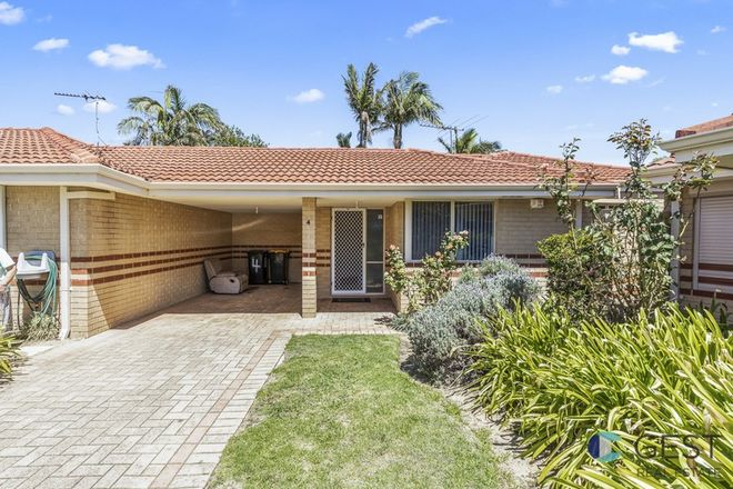 Picture of 4/122 ILLAWARRA CRESCENT, BALLAJURA WA 6066