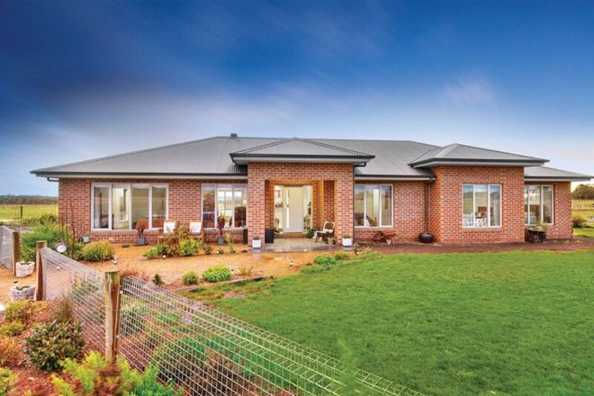 Picture of 483 Clunes Road, CRESWICK VIC 3363