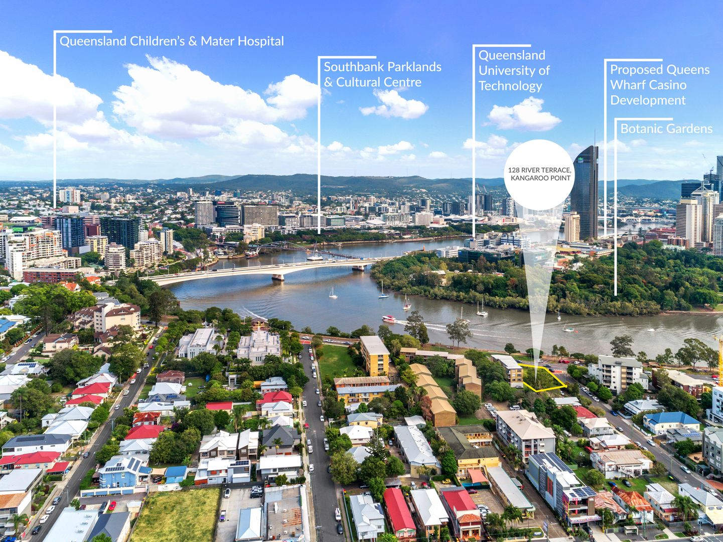 128 River Terrace, Kangaroo Point QLD 4169, Image 2
