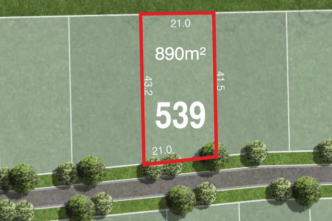 Picture of Lot 539/27 Florey Place, KIRKWOOD QLD 4680