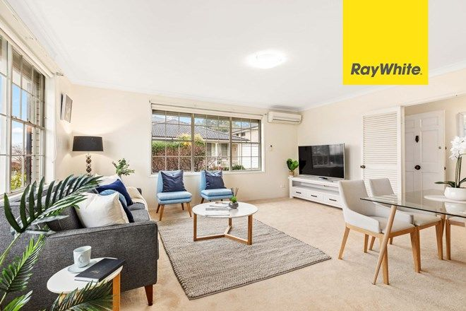 Picture of 7/4-6 Denistone Road, EASTWOOD NSW 2122