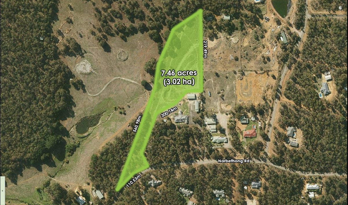 LOT 43A Narbethong Road, Bedfordale WA 6112, Image 0