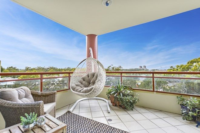 Picture of 80/1-15 Fontenoy Road, MACQUARIE PARK NSW 2113