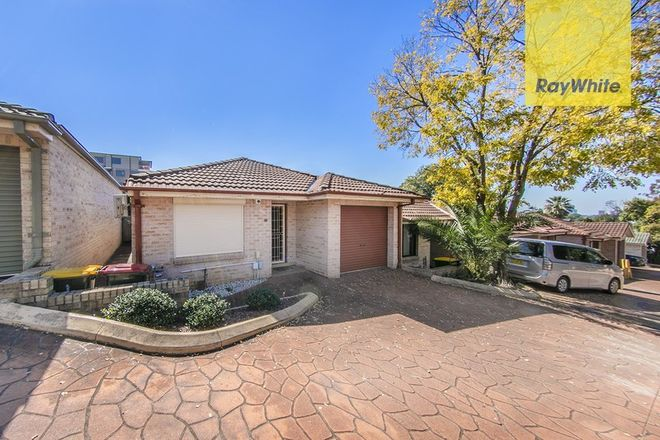 Picture of 4/6-10 Ettalong Road, GREYSTANES NSW 2145