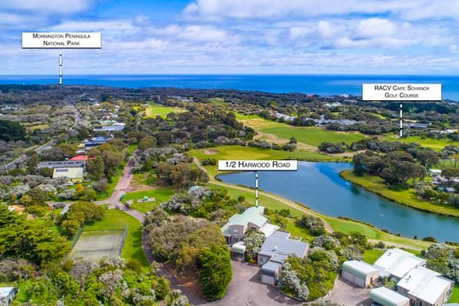 Picture of 1/2 Harwood Road, CAPE SCHANCK VIC 3939