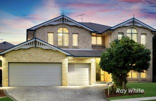 Picture of 23 Queensbury Avenue, Kellyville NSW 2155