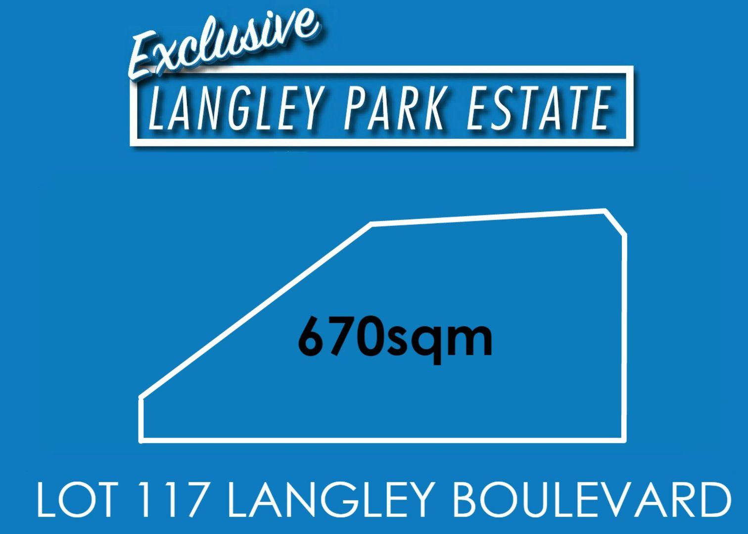 40 (LOT 117) LANGLEY BOULEVARD, Lang Lang VIC 3984, Image 0