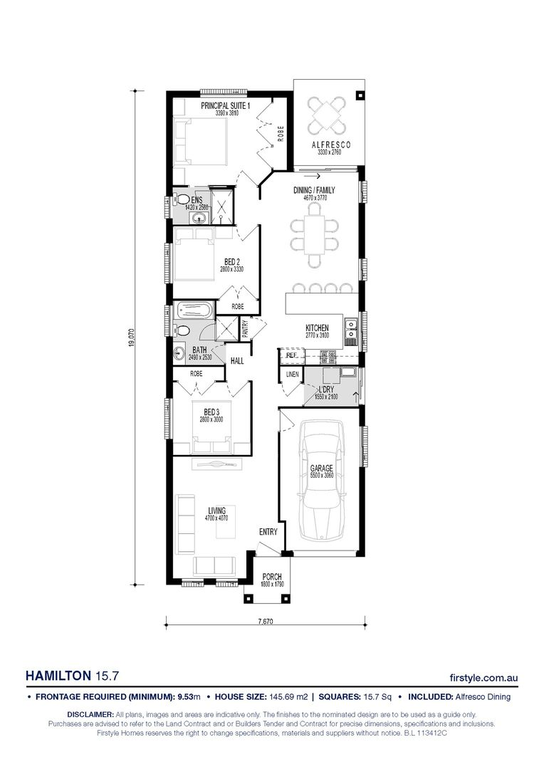 Lot 1250 Audley Circuit, Gregory Hills NSW 2557, Image 1