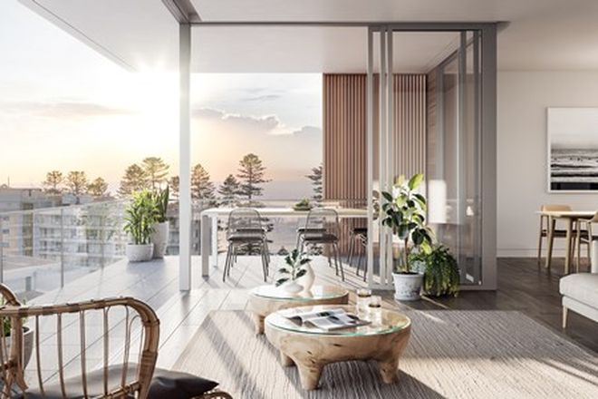 Picture of 701/26 Whistler Street, MANLY NSW 2095
