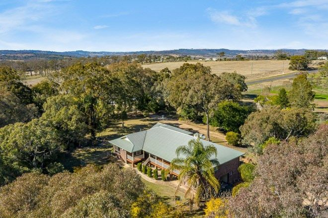 Picture of 128 Old Homebush Road, GOWRIE JUNCTION QLD 4352