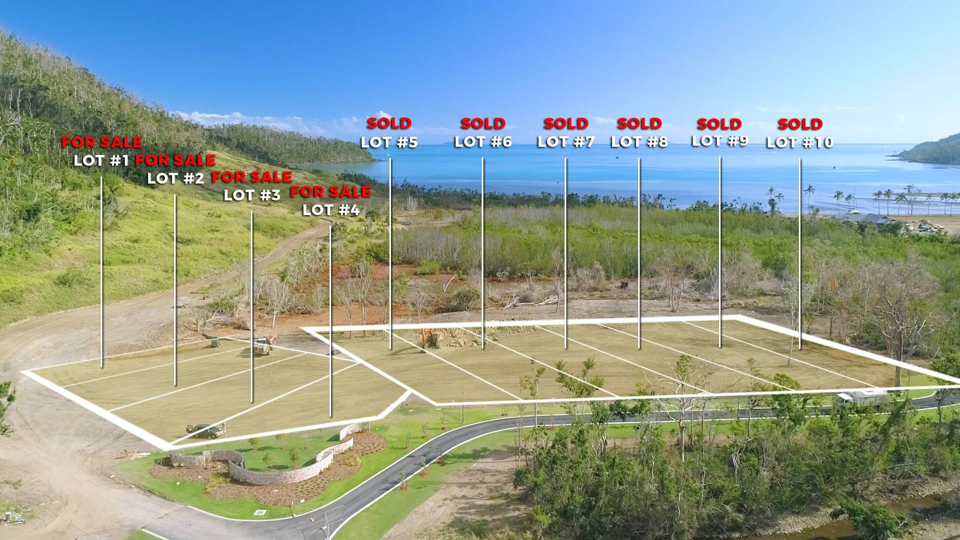 Lot 2 Beach Hut Lane, Funnel Bay, Airlie Beach QLD 4802, Image 0